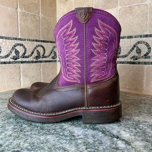 Ariat Fatbaby Thunderbird Cowgirl 4 Western Boot